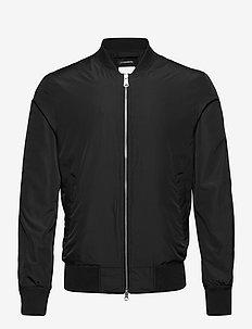 Thom Gravity Poly jacket - bomberjacken - black