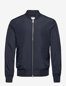 Thom Gravity Poly jacket - bomberjacken - jl navy