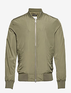 Thom Gravity Poly jacket - bomberjacken - lake green