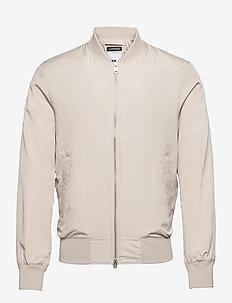 Thom Gravity Poly jacket - bomberjacken - sand grey