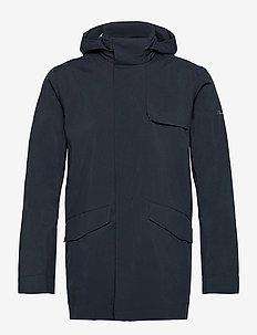 Alph Mech Stretch jacket - tunna jackor - jl navy
