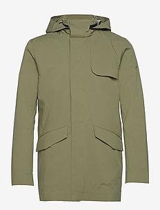 Alph Mech Stretch jacket - windjassen - lake green