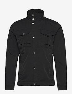 Bailey Poly Stretch jacket - leichte jacken - black