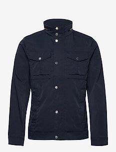 Bailey Poly Stretch jacket - tunna jackor - jl navy