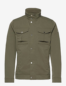 Bailey Poly Stretch jacket - leichte jacken - lake green