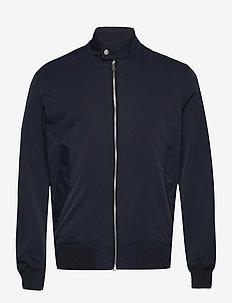 Derek Poly Stretch jacket - bomberjacken - jl navy