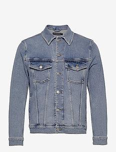 Ran Sky Wash Denim Jacket - spijkerjassen - light blue