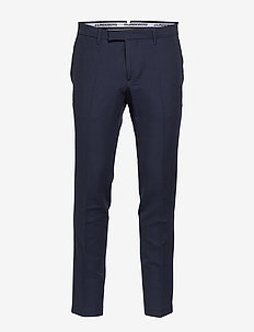 Grant-Stretch Twill - suitbukser - jl navy
