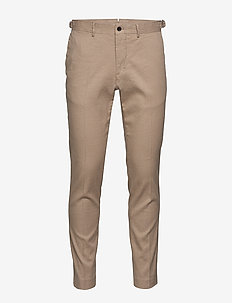 Grant-Cotton linen stretch - SHEPPARD