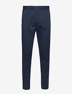 Chaze-Super Satin - chinos - jl navy