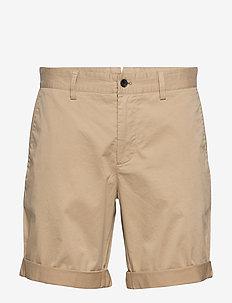 Nathan-Super Satin - tailored shorts - sheppard