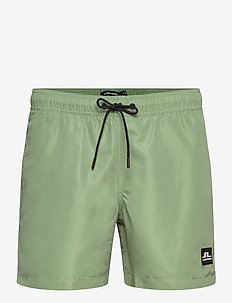 Banks-Solid Swim - badebukser - sage green