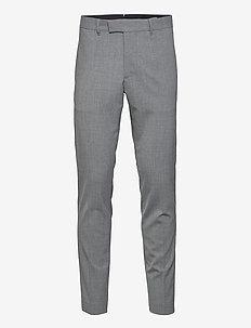 Grant Stretch Twill Pants - suitbukser - dark grey