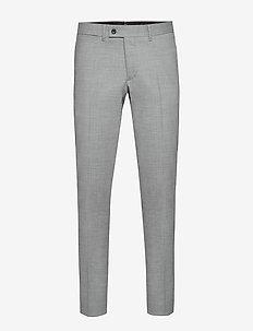 Grant-Frame - pantalons habillés - stone grey