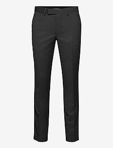Grant Micro Structure Pants - suitbukser - black