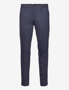 Grant Stretch Twill Pants - golfbyxor - jl navy