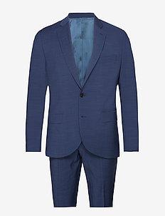 Hopper Soft/P-Comfort Wool - MID BLUE