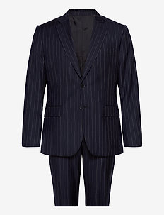 Donnie/P-Wool Lux - JL NAVY