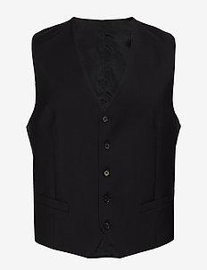 Justin-Comfort Wool - BLACK