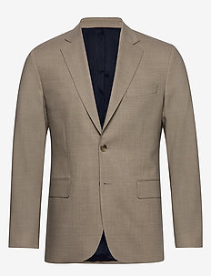 Donnie Soft-Natural Comfort - single breasted suits - burro