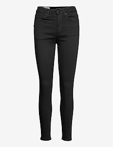 Uma Reactive Black Jeans - skinny jeans - black