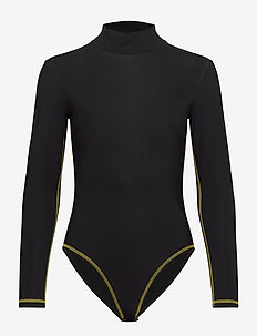 Dominica-Light tech jersey - BLACK