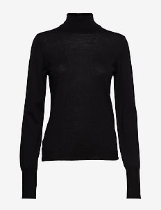 Ava-Perfect Merino - BLACK