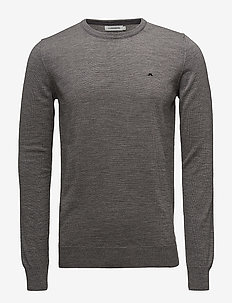 Lyle True Merino - basic strik - grey melange