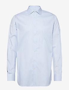 Daniel CA TL Non-iron Twill - chemises basiques - ice flow