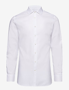 Daniel CA TL Non-iron Twill - basic skjortor - white