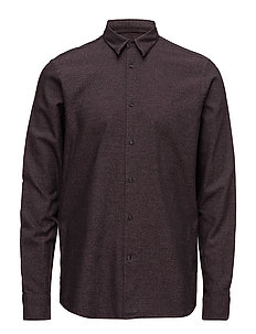 Daniel CBU Cotton Moline - DUSTY BURGUNDY
