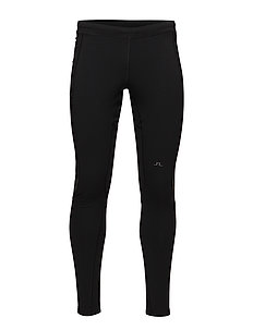 M Running Tights Comp Poly - BLACK