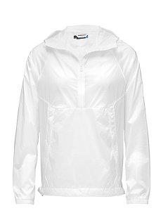 M Jimmy Jkt Transparent Nylon - WHITE
