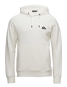 Throw Hood Ring Loop Sweat - OFF WHITE