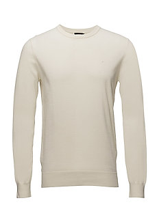 Niklas R-neck Refined Cotton - WHISPER WHITE