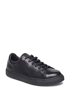 Sneakers LT Italian Calf - BLACK