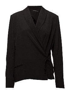 Adler Drapy Weave - BLACK