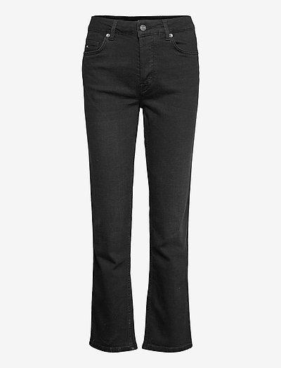 Study Triple Wash Jeans - straight jeans - black