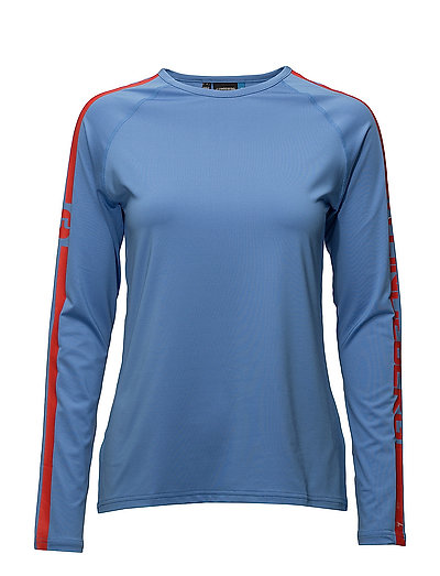 W Avril Poly Jersey - SILENT BLUE