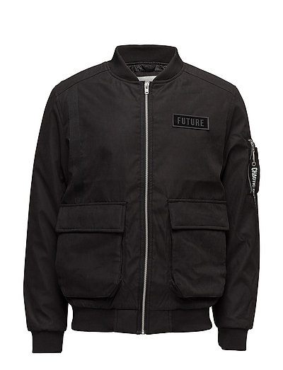 JCOBEND JACKET - BLACK