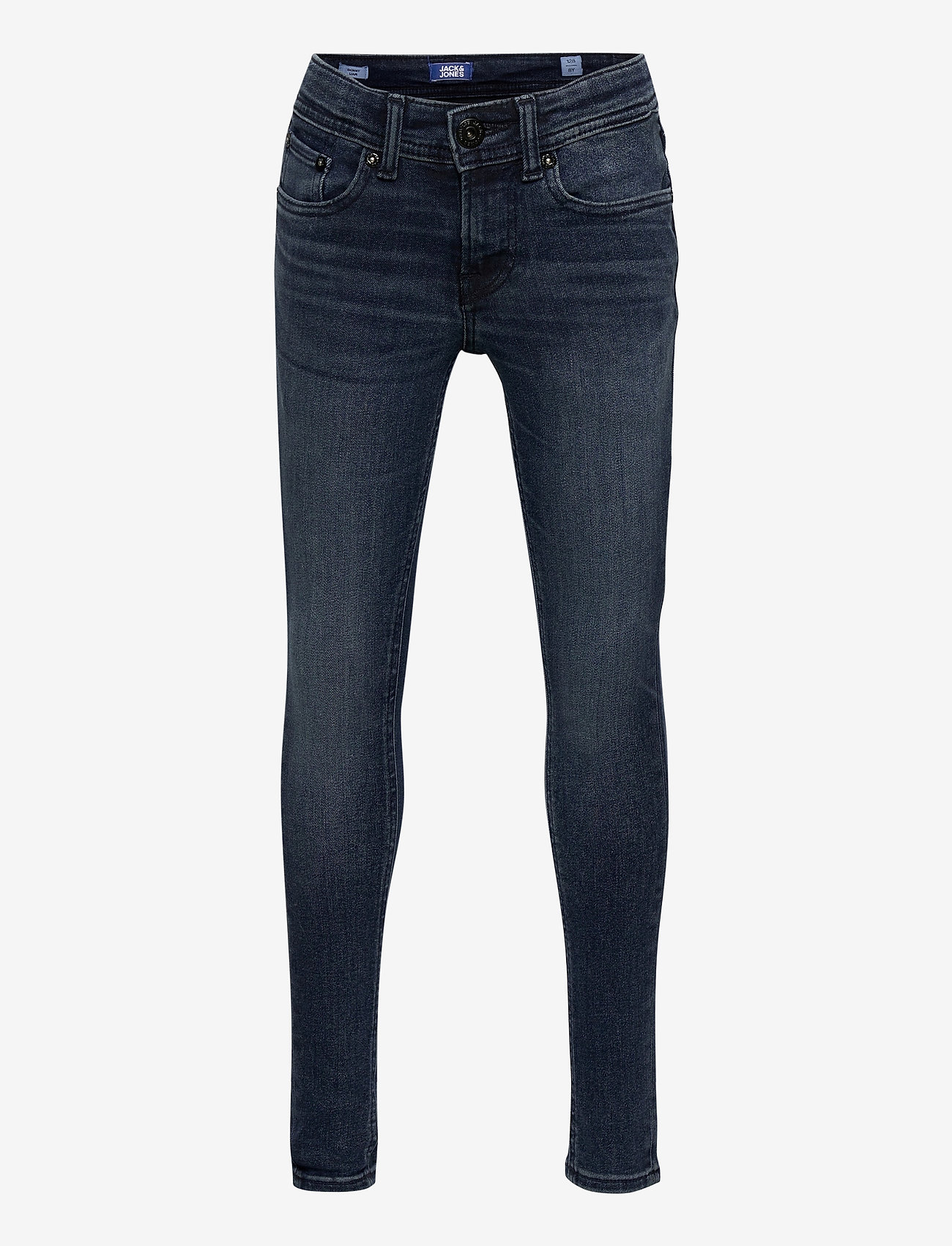 Jack & Jones - JJILIAM JJORIGINAL AM 812 NOOS JR - jeans - blue denim - 0