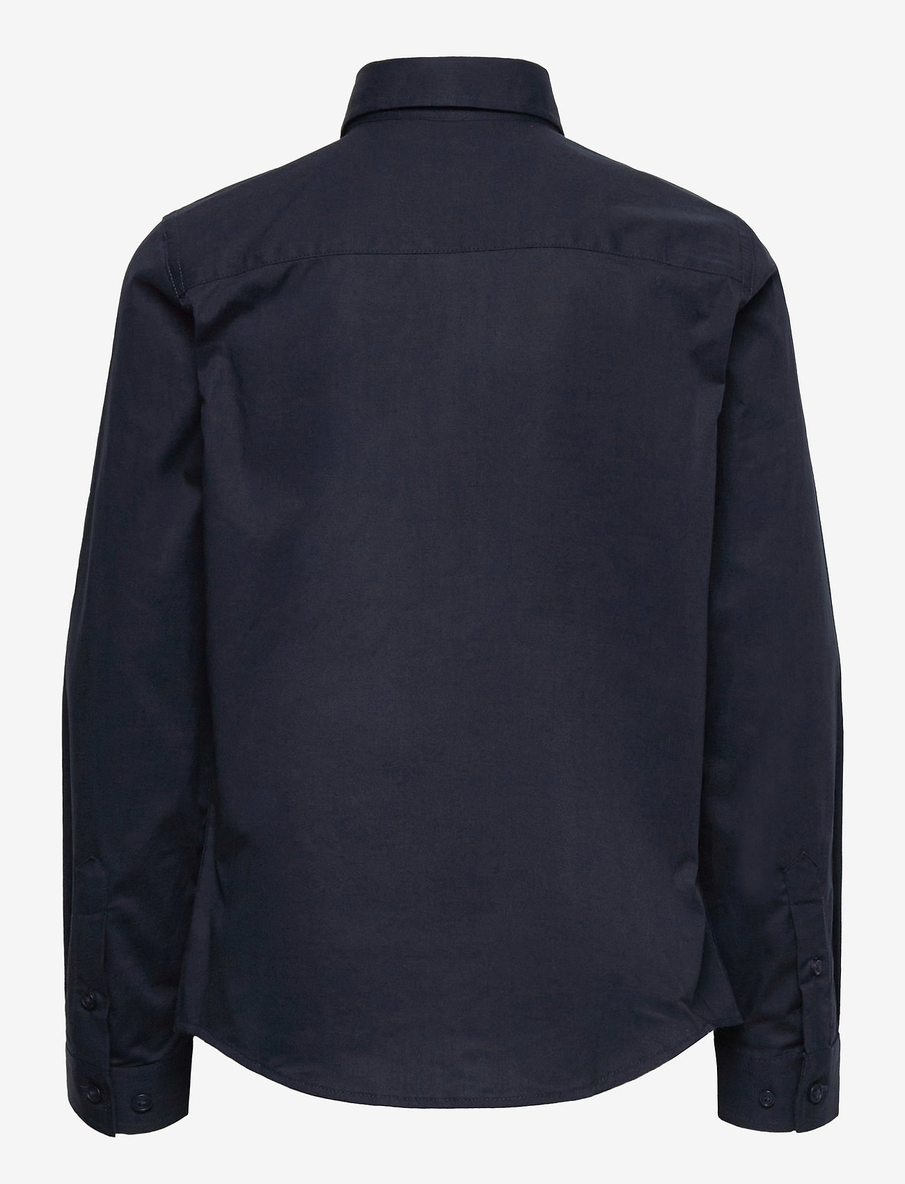 Jack & Jones - JJEMASON STRETCH SHIRT L/S ES21 JR - shirts - navy blazer - 1