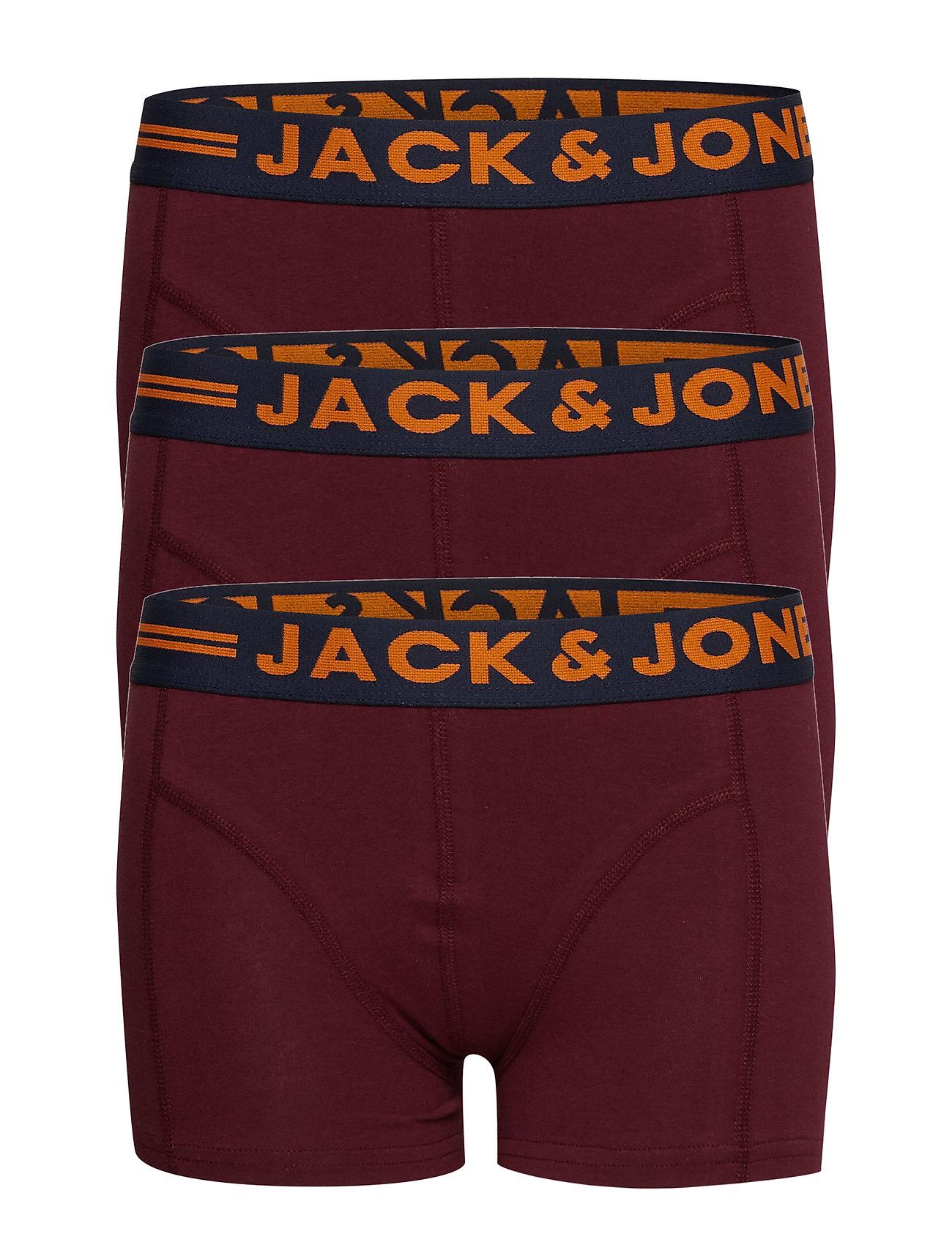 Jack & Jones JACLICHFIELD TRUNKS 3 PACK JUNIOR