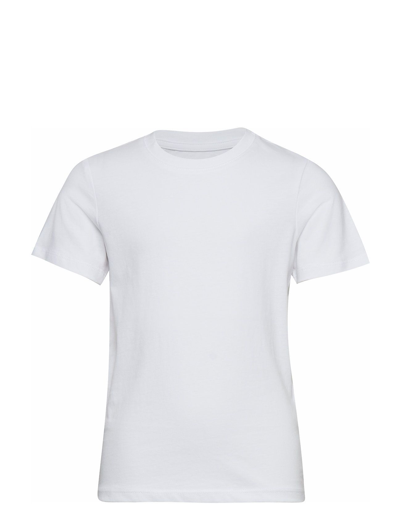 Jack & Jones JJEORGANIC BASIC TEE SS O-NECK JR - WHITE