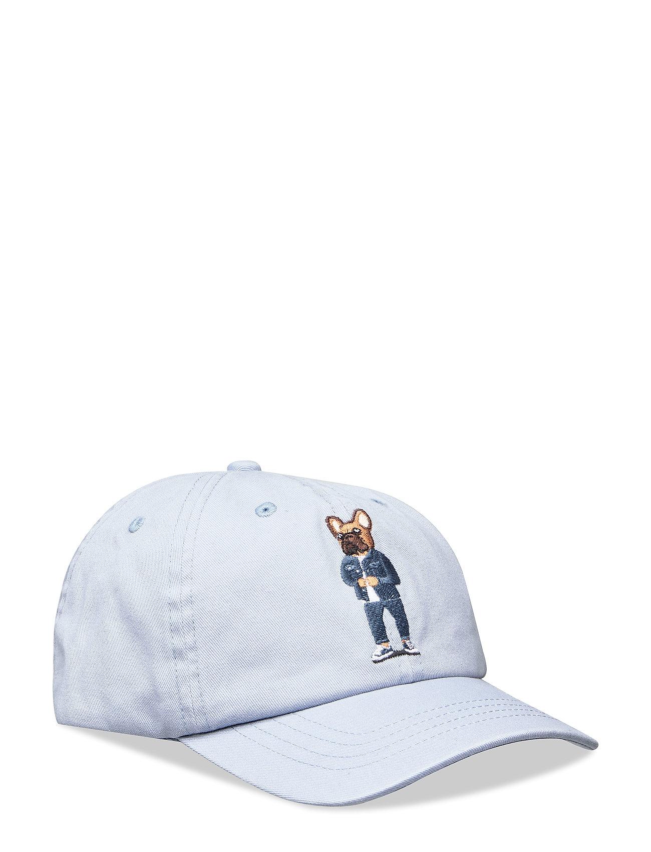 Image of Jacfrenchie Baseball Cap Jr Accessories Headwear Caps Blå Jack & J S (3329983195)