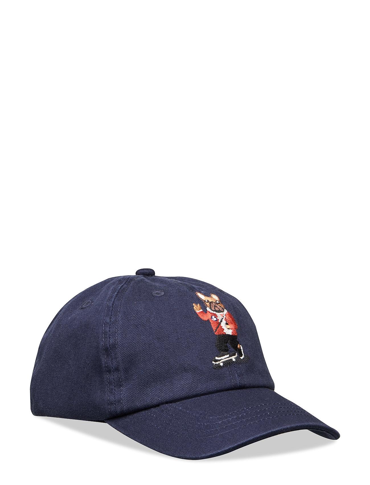 Image of Jacfrenchie Baseball Cap Jr Accessories Headwear Caps Blå Jack & J S (3329983197)