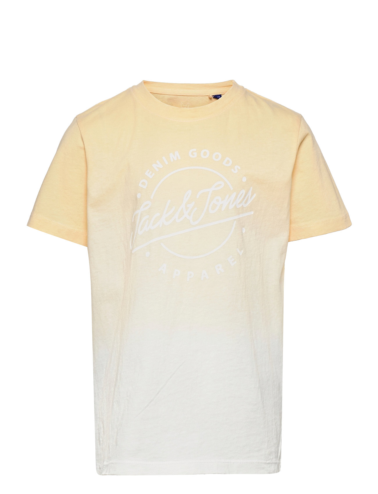 Jjtim Tee Ss Crew Neck Jr T-shirt Hvid Jack & J S