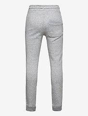 Jack & Jones - JJIGORDON JJSOFT SWEAT PANTS VG NOOS JR - verryttelyhousut - light grey melange - 1