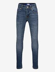 Jack & Jones - JJIGLENN JJORIGINAL AM 814 NOOS JR - jeans - blue denim - 0