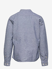 Jack & Jones - JJEBAND SUMMER SHIRT L/S JR - shirts - faded denim - 1